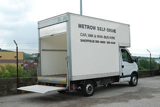 van and driver hire sheffield pdfgeta. Black Bedroom Furniture Sets. Home Design Ideas